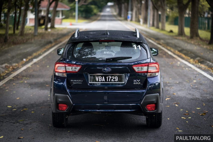 DRIVEN: 2018 Subaru XV – all the SUV you need? Image #771450