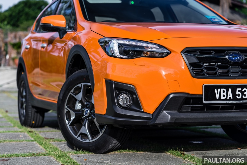 DRIVEN: 2018 Subaru XV – all the SUV you need? Image #771453