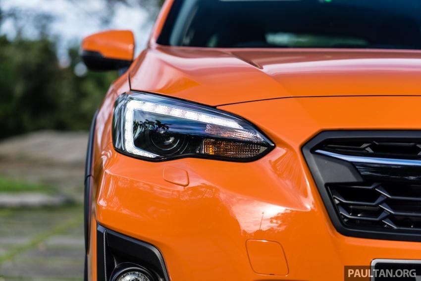 DRIVEN: 2018 Subaru XV – all the SUV you need? Image #771455