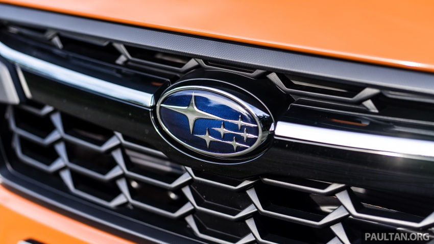 DRIVEN: 2018 Subaru XV – all the SUV you need? Image #771456