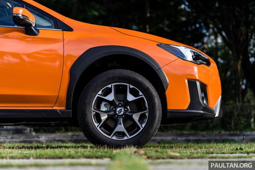 DRIVEN: 2018 Subaru XV – all the SUV you need? Image #771457