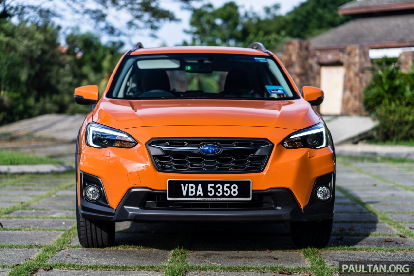 DRIVEN: 2018 Subaru XV – all the SUV you need? Image #771458