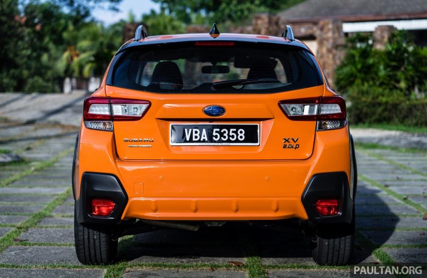 DRIVEN: 2018 Subaru XV – all the SUV you need? Image #771459