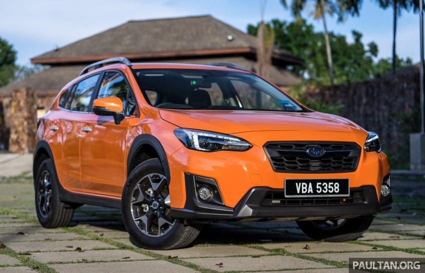 DRIVEN: 2018 Subaru XV – all the SUV you need? Image #771461