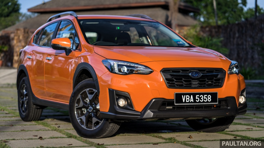 DRIVEN: 2018 Subaru XV – all the SUV you need? Image #771462