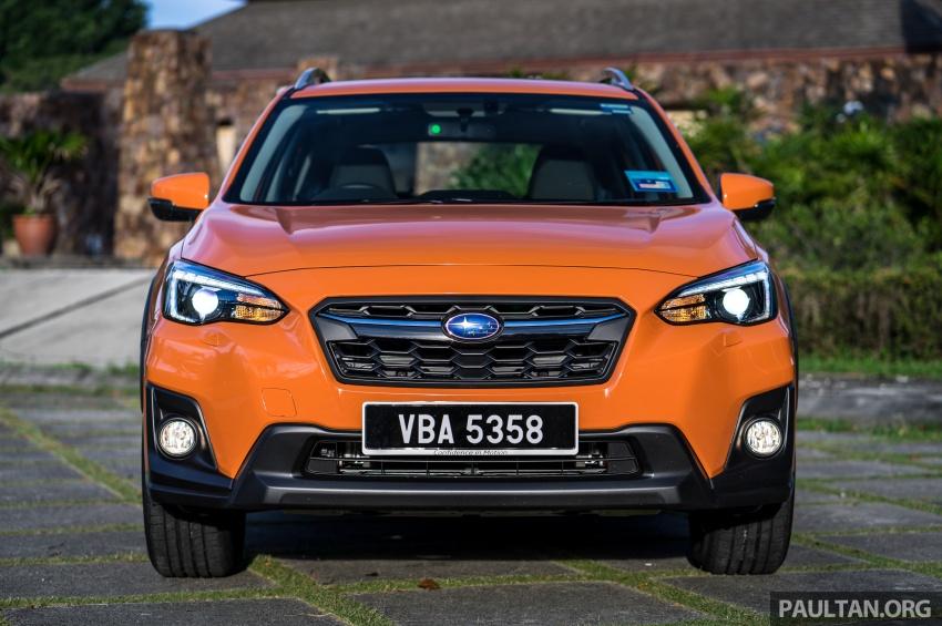 DRIVEN: 2018 Subaru XV – all the SUV you need? Image #771463
