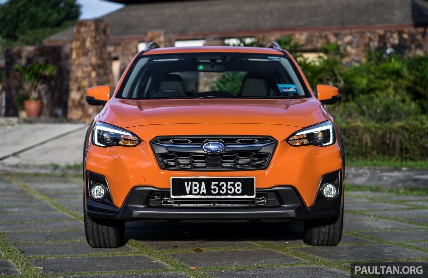 DRIVEN: 2018 Subaru XV – all the SUV you need? Image #771465