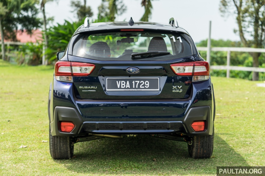 DRIVEN: 2018 Subaru XV – all the SUV you need? Image #771425