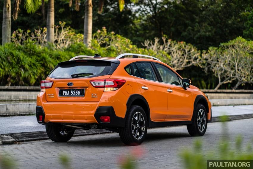 DRIVEN: 2018 Subaru XV – all the SUV you need? Image #771467