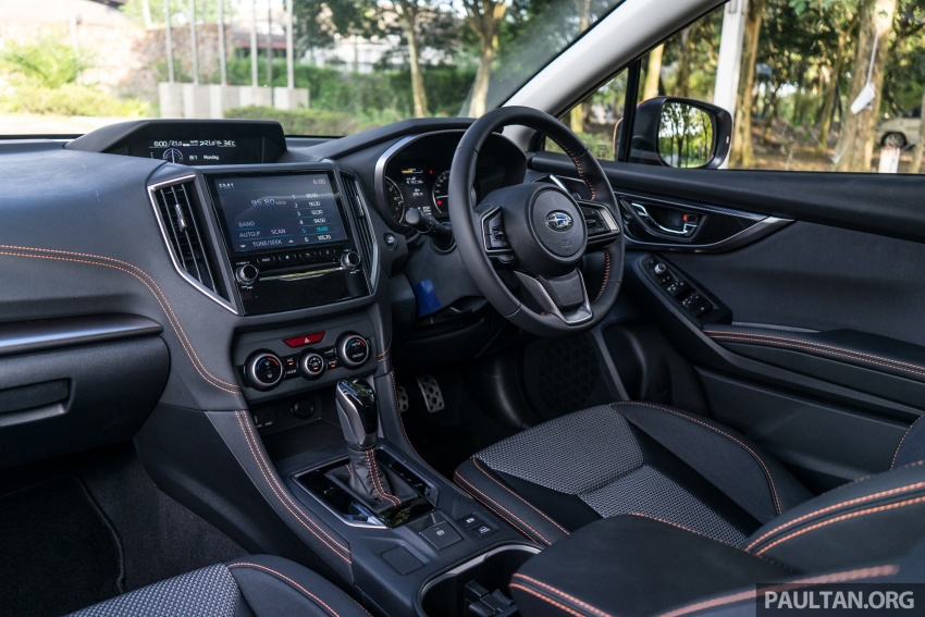DRIVEN: 2018 Subaru XV – all the SUV you need? Image #771471