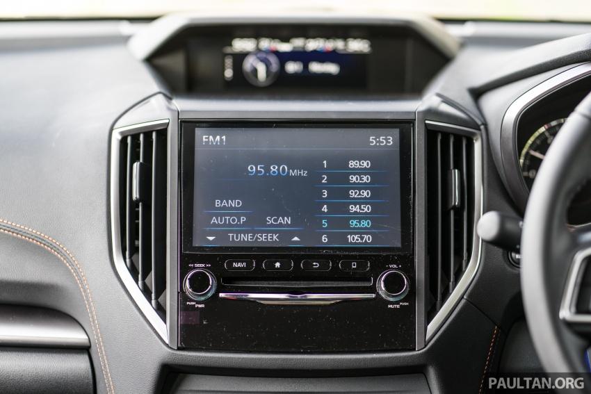 DRIVEN: 2018 Subaru XV – all the SUV you need? Image #771475
