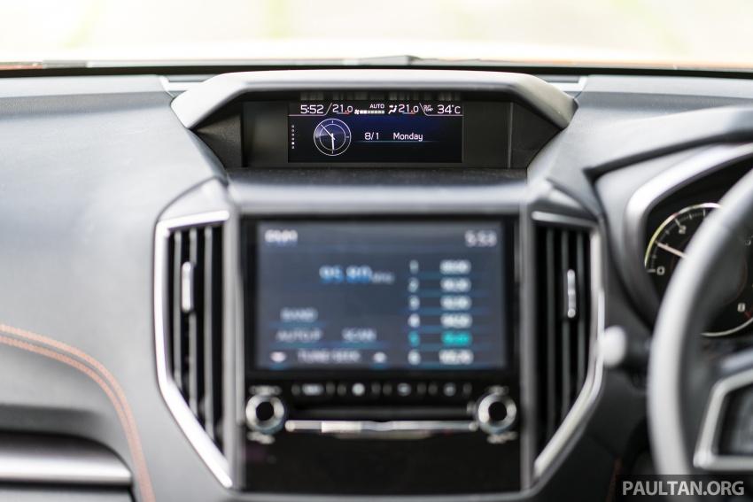 DRIVEN: 2018 Subaru XV – all the SUV you need? Image #771476