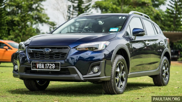 Since Its Birth The Subaru Xv Has Always Been A Non Conformist True To Maker S Ethos First Iteration Of Upstart Crossover Offered Owners