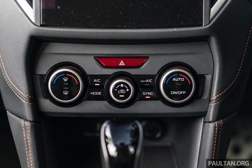 DRIVEN: 2018 Subaru XV – all the SUV you need? Image #771479