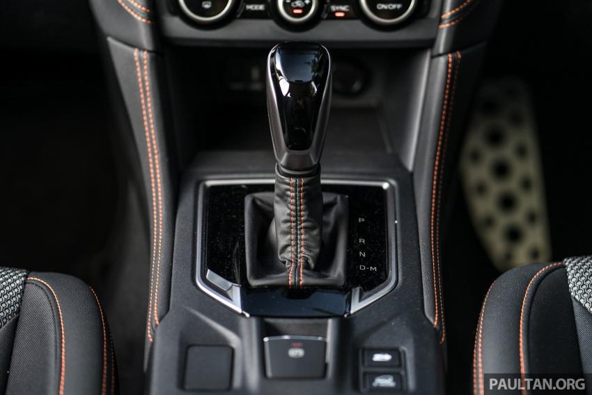 DRIVEN: 2018 Subaru XV – all the SUV you need? Image #771480