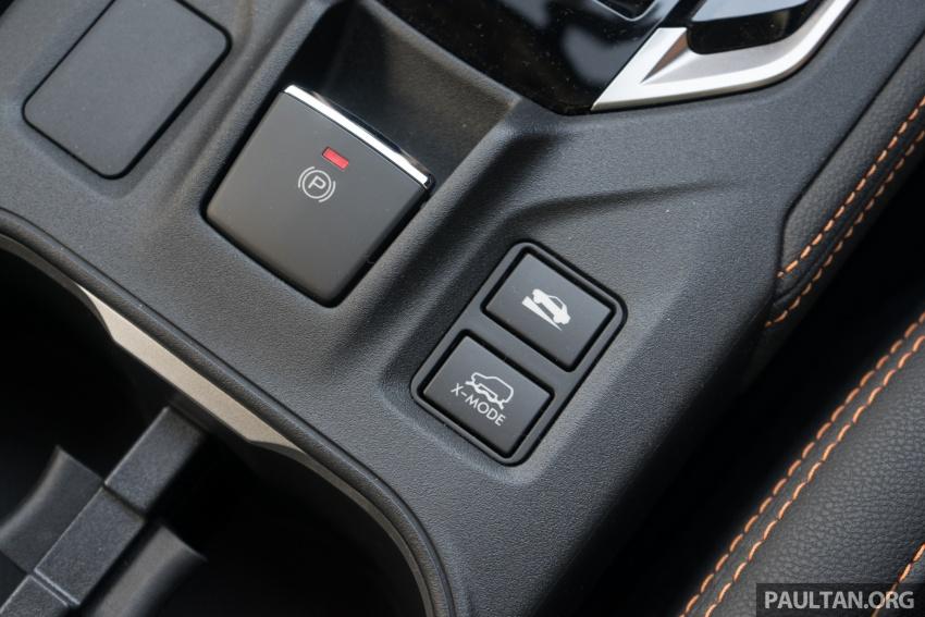 DRIVEN: 2018 Subaru XV – all the SUV you need? Image #771484