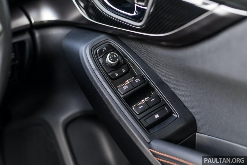 DRIVEN: 2018 Subaru XV – all the SUV you need? Image #771487