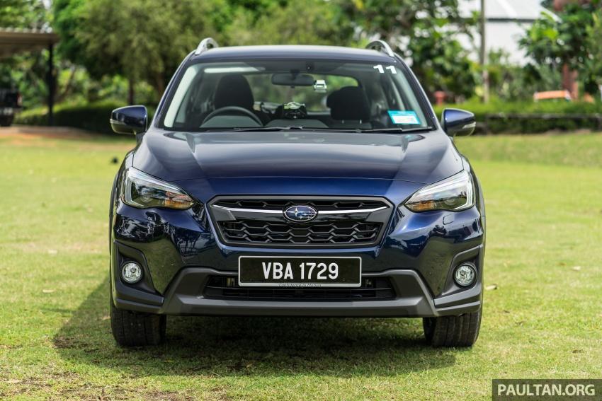 DRIVEN: 2018 Subaru XV – all the SUV you need? Image #771427