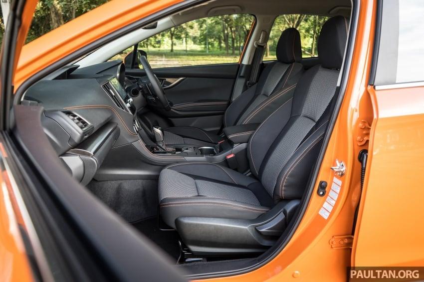 DRIVEN: 2018 Subaru XV – all the SUV you need? Image #771488