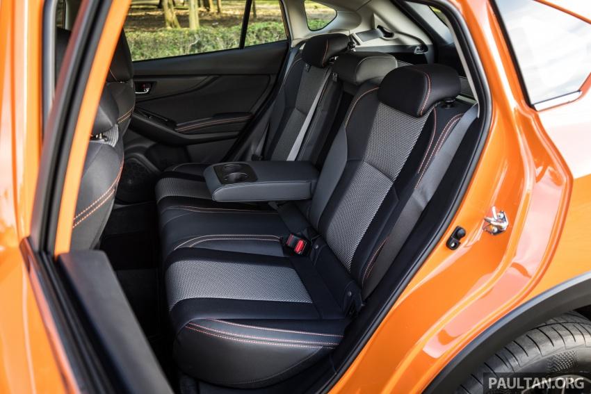 DRIVEN: 2018 Subaru XV – all the SUV you need? Image #771492