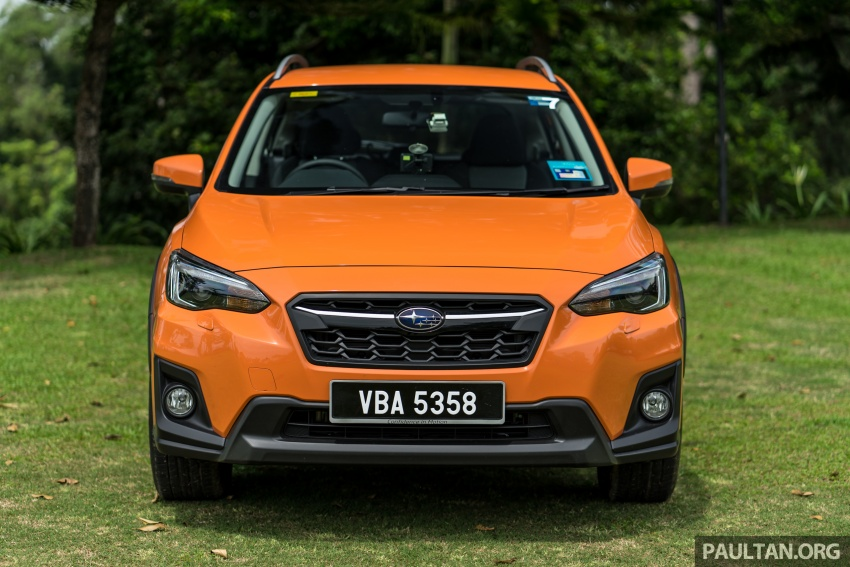 DRIVEN: 2018 Subaru XV – all the SUV you need? Image #771428