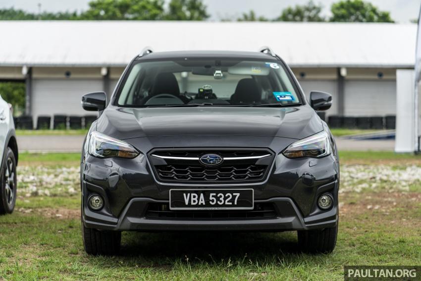 DRIVEN: 2018 Subaru XV – all the SUV you need? Image #771429
