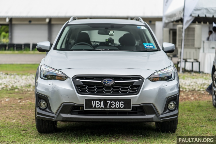 DRIVEN: 2018 Subaru XV – all the SUV you need? Image #771431