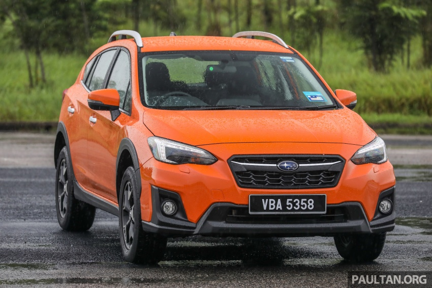 DRIVEN: 2018 Subaru XV – all the SUV you need? Image #771507