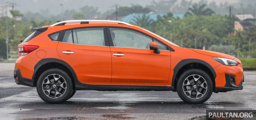 DRIVEN: 2018 Subaru XV – all the SUV you need? Image #771516
