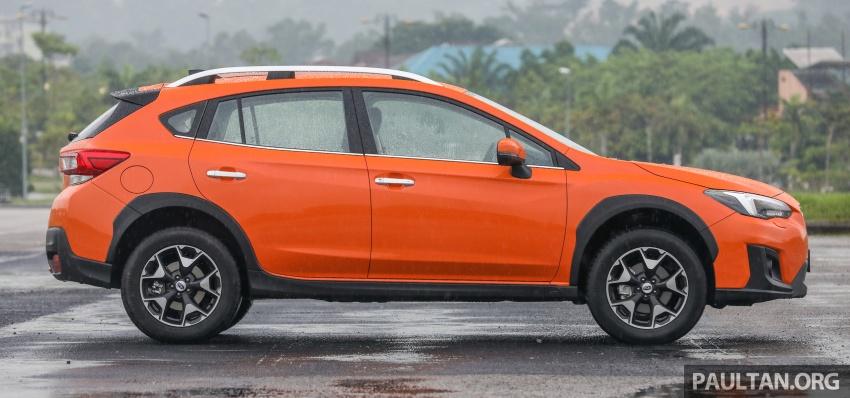 DRIVEN: 2018 Subaru XV – all the SUV you need? Image #771516