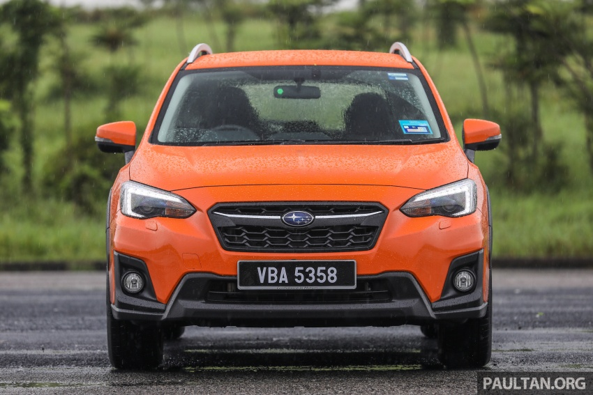 DRIVEN: 2018 Subaru XV – all the SUV you need? Image #771518