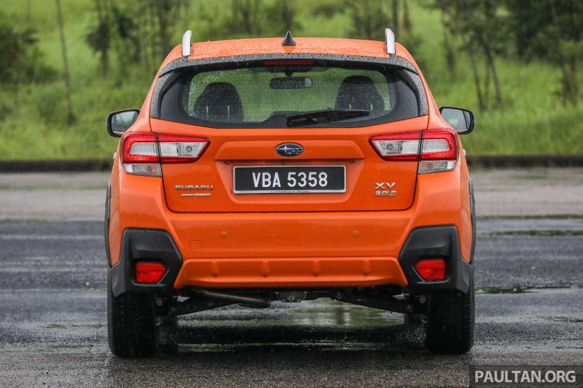 DRIVEN: 2018 Subaru XV – all the SUV you need? Image #771519