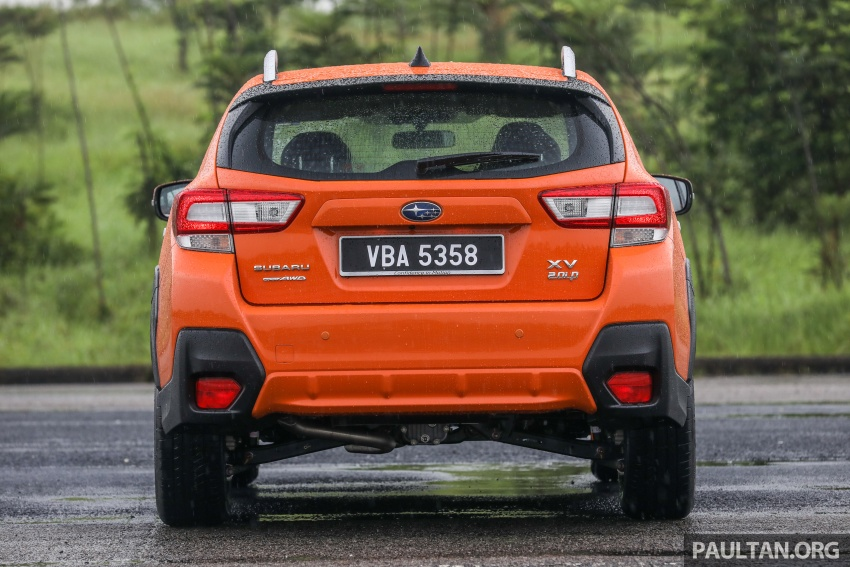 DRIVEN: 2018 Subaru XV – all the SUV you need? Image #771520