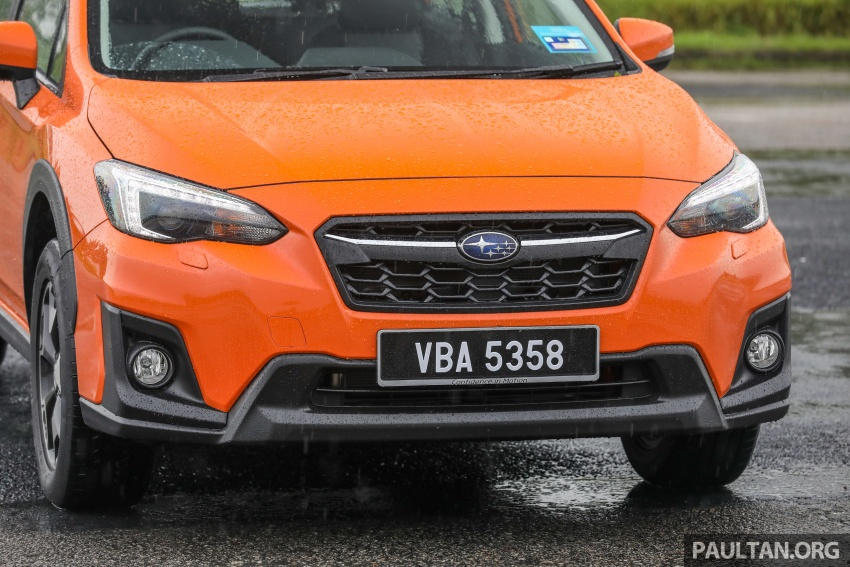 DRIVEN: 2018 Subaru XV – all the SUV you need? Image #771521
