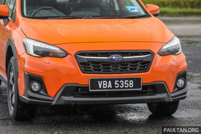 DRIVEN: 2018 Subaru XV – all the SUV you need? Image #771521