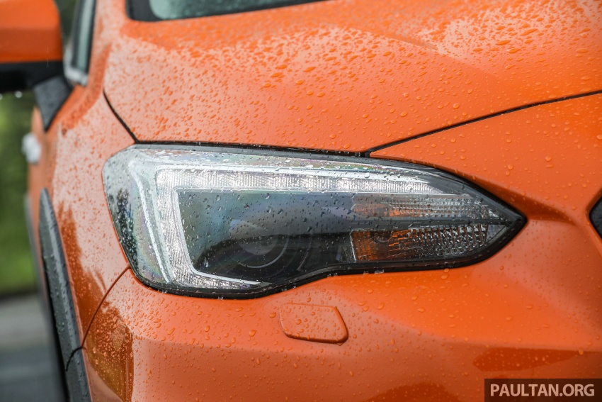 DRIVEN: 2018 Subaru XV – all the SUV you need? Image #771522