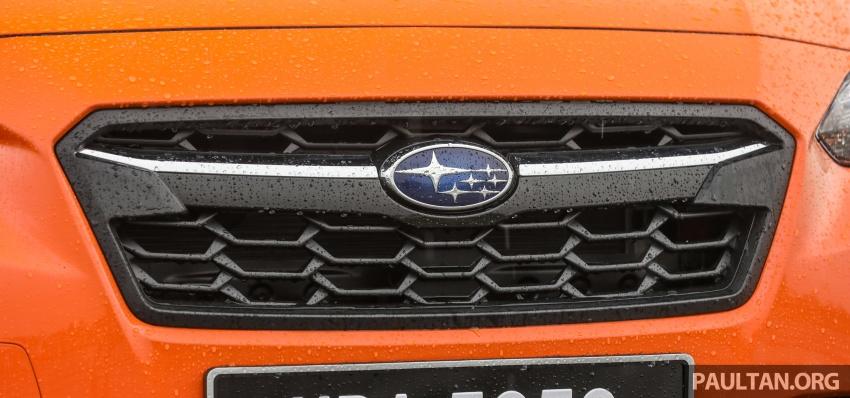 DRIVEN: 2018 Subaru XV – all the SUV you need? Image #771525