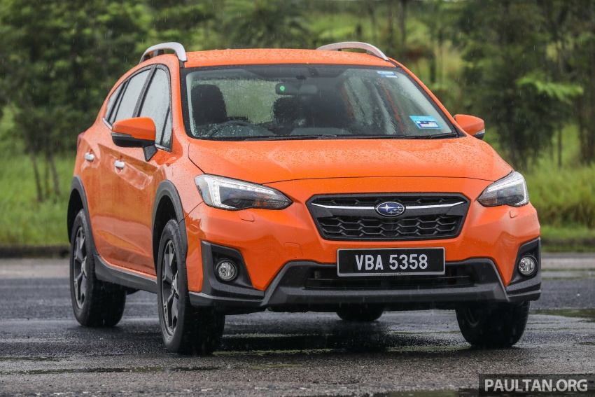 DRIVEN: 2018 Subaru XV – all the SUV you need? Image #771508