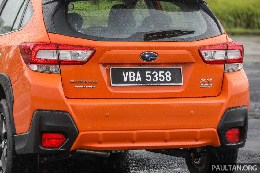 DRIVEN: 2018 Subaru XV – all the SUV you need? Image #771534