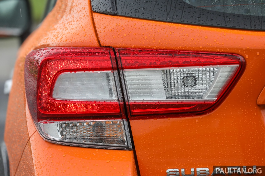 DRIVEN: 2018 Subaru XV – all the SUV you need? Image #771535