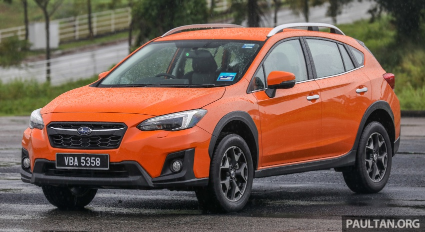 DRIVEN: 2018 Subaru XV – all the SUV you need? Image #771509