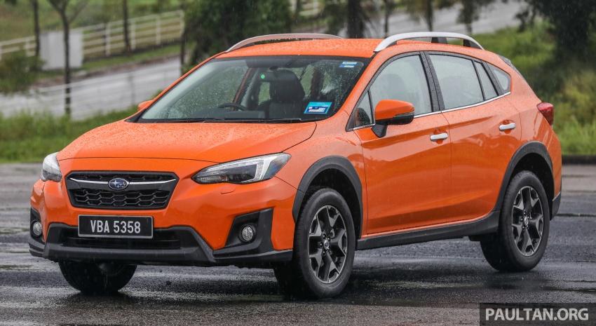 DRIVEN: 2018 Subaru XV – all the SUV you need? Image #771509