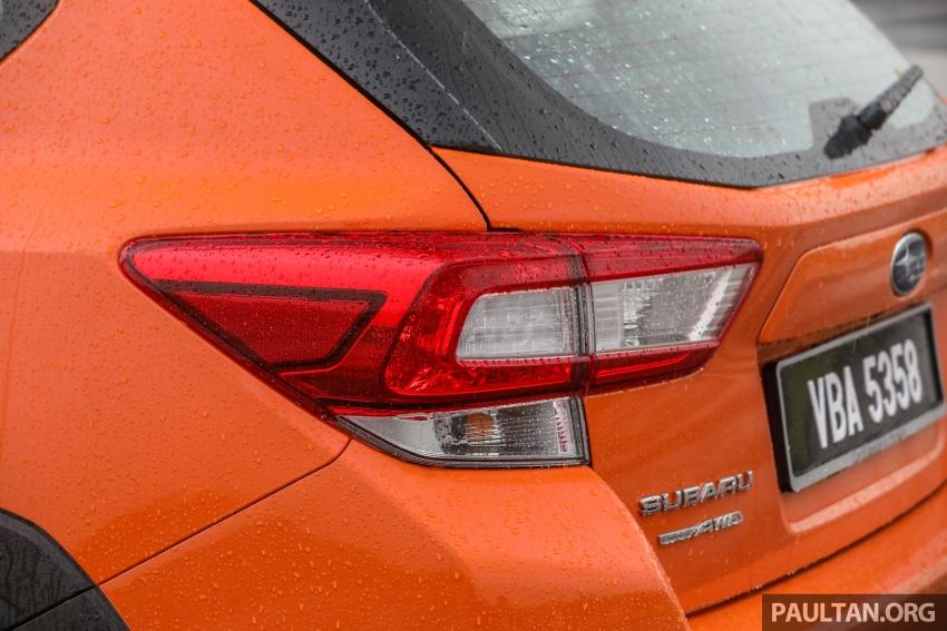 DRIVEN: 2018 Subaru XV – all the SUV you need? Image #771536