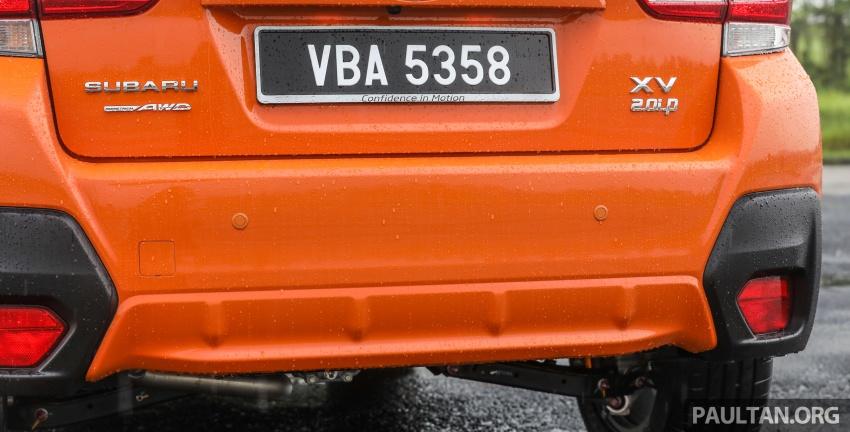 DRIVEN: 2018 Subaru XV – all the SUV you need? Image #771539