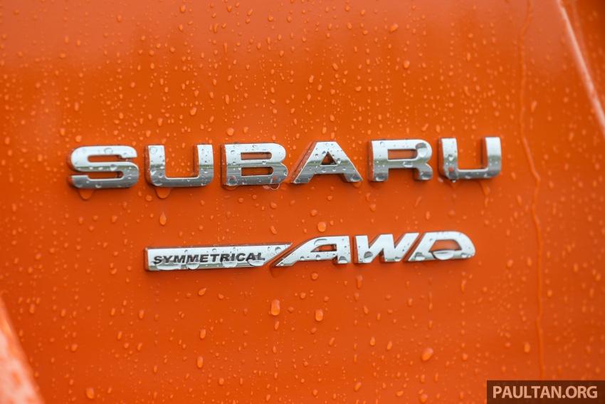 DRIVEN: 2018 Subaru XV – all the SUV you need? Image #771541