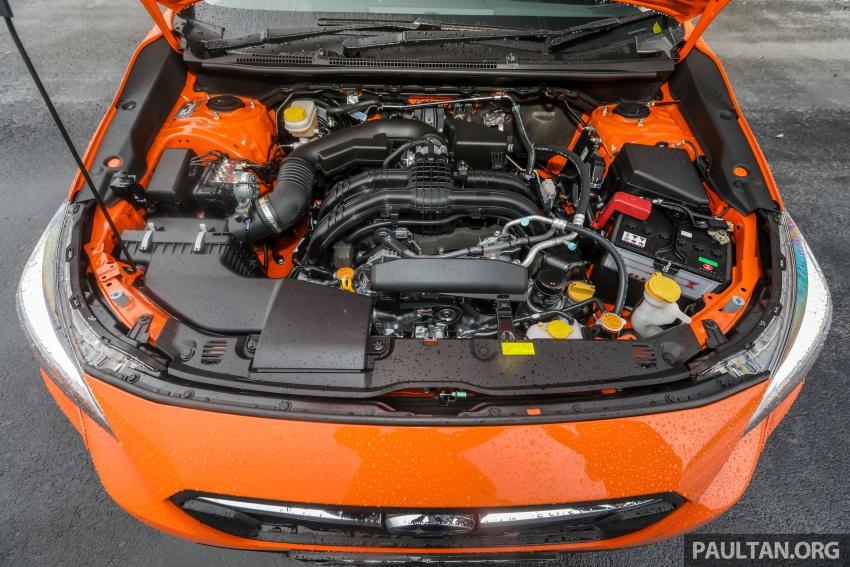 PANDU UJI: Subaru XV 2018 – adakah ia SUV yang mampu menepati keperluan dan kehendak? Image #771761