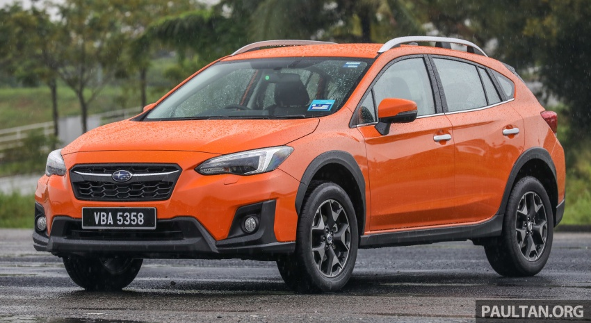 DRIVEN: 2018 Subaru XV – all the SUV you need? Image #771510