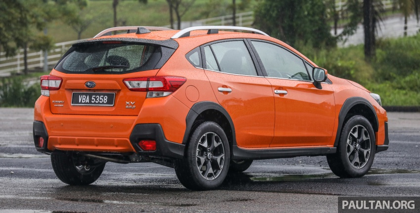 DRIVEN: 2018 Subaru XV – all the SUV you need? Image #771511