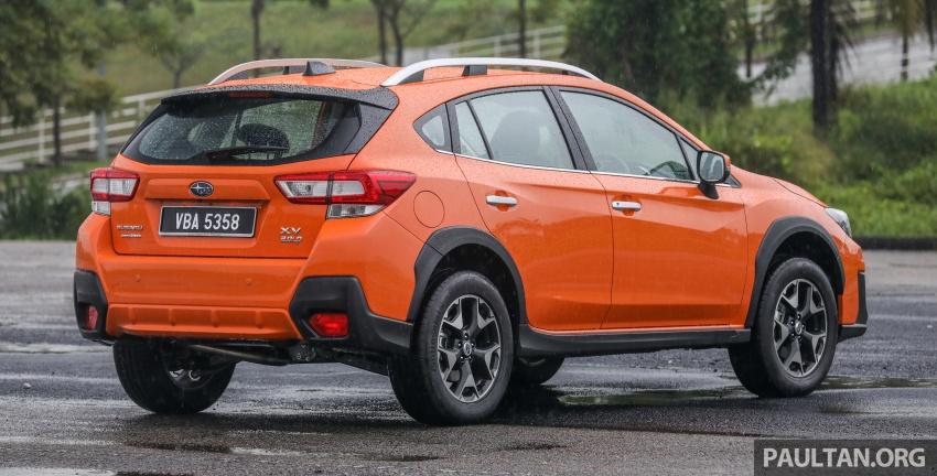 DRIVEN: 2018 Subaru XV – all the SUV you need? Image #771511