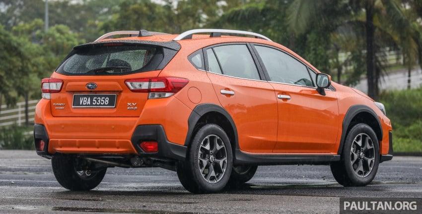 DRIVEN: 2018 Subaru XV – all the SUV you need? Image #771512